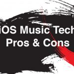 Music making with iOS; the pros and cons; no. 4; the touchscreen vs the touchscreen